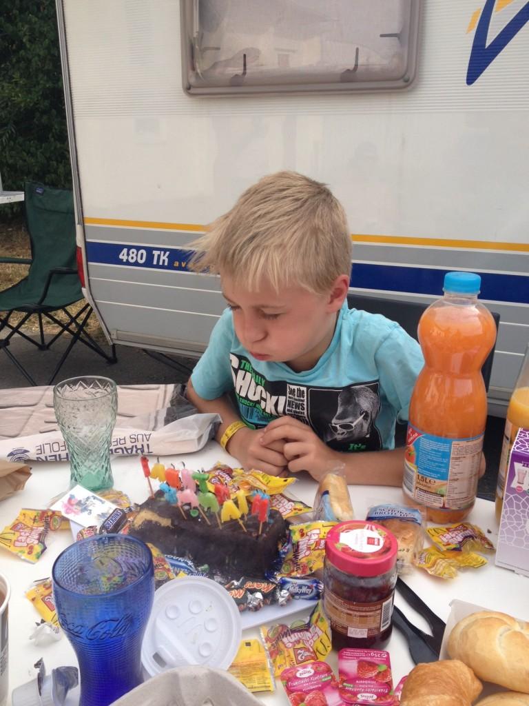 Madox 10. Geburtstag in Biberach/D