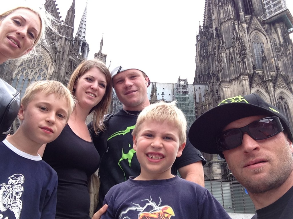 Unsere Sommerferiengruppe 2013