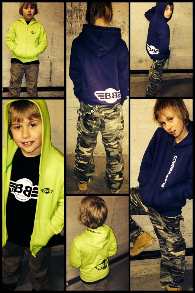 fashionable boys
