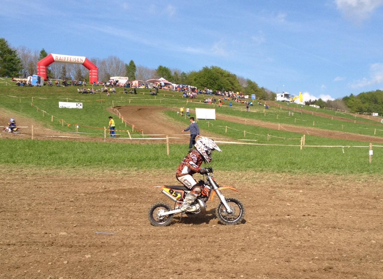 Madisons Race !