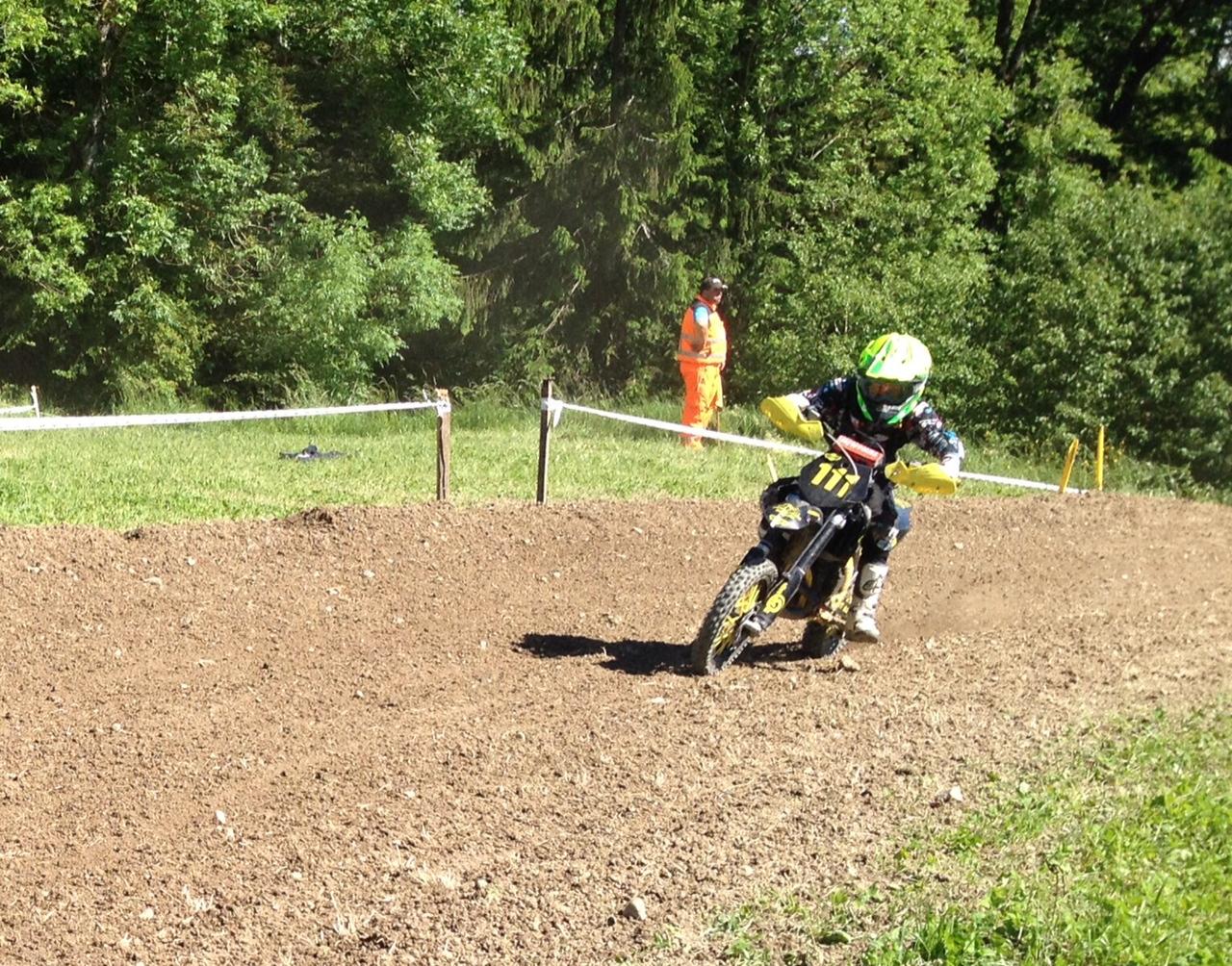 Madox im Race
