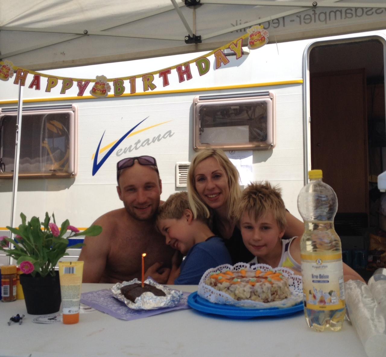 mein Geburtstag