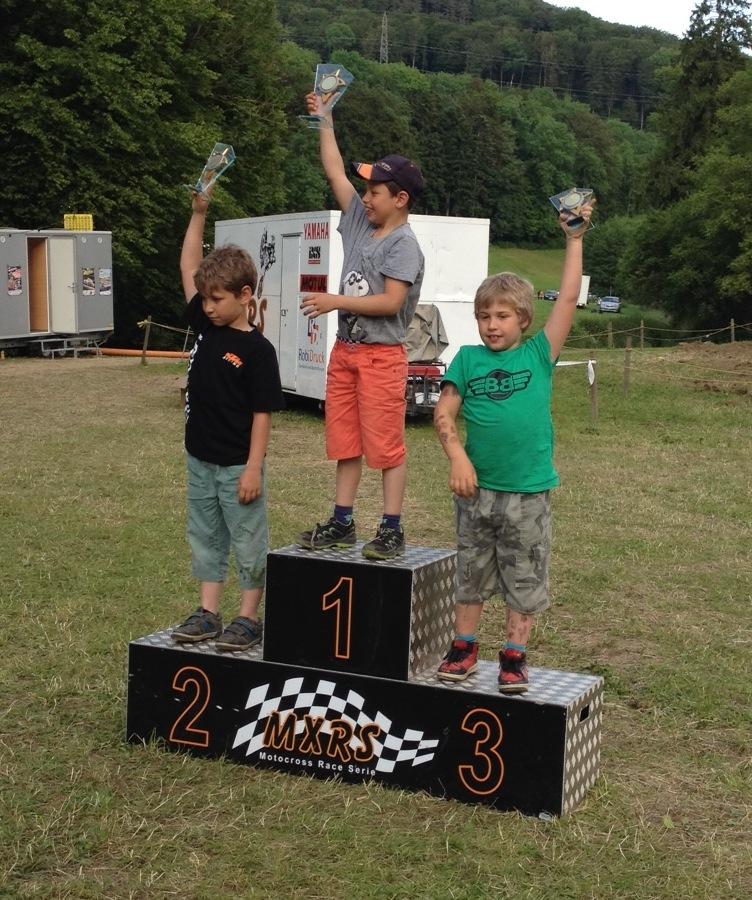 An alle MXbegeisterten Kids - die 50ccm Klasse braucht Konkurrenz ! Kommt und fahrt mit...