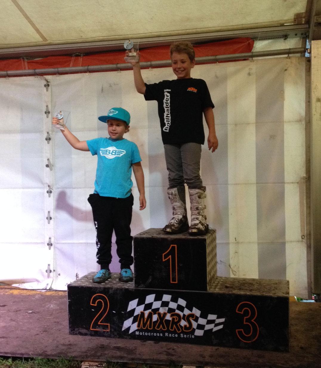 Madison 2. Platz,.... der 3. ist schon nach Hause ohne seinen Pokal....