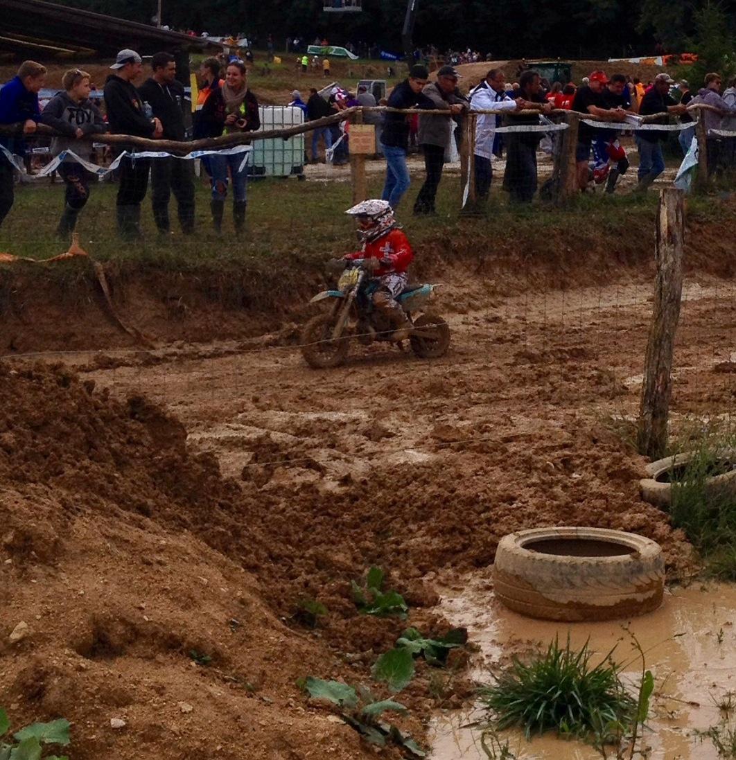 Madison im Finallauf