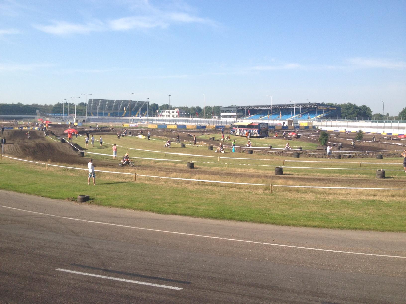 Youth IMBA, Europameisterschafts-Strecke im Motodrom