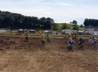 Holeshot Madox und Madison
