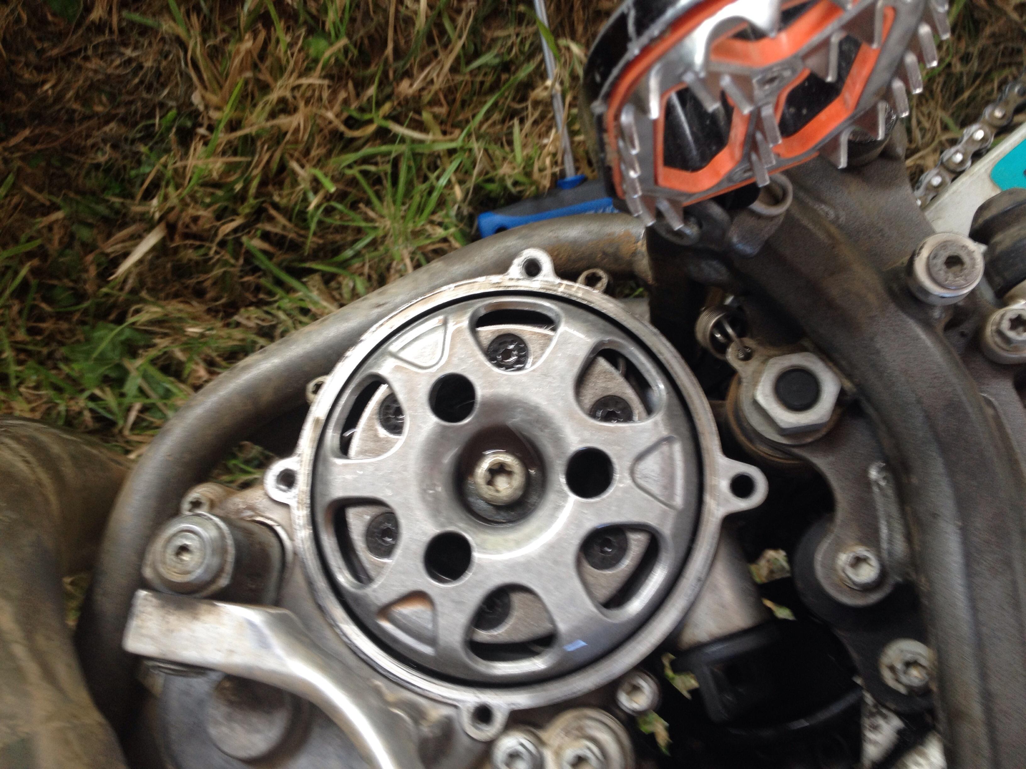 SX50 Kupplung