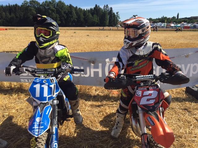 Madison mit neuem/alten Rennkonkurrent Travis